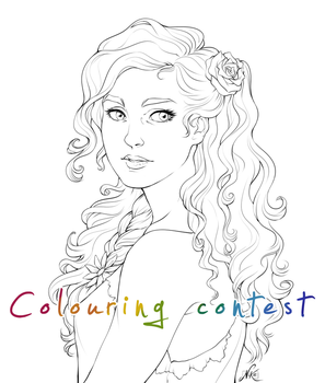 [Contest] Color me! by NikeMV