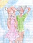 30 day OTP 1 holding hands by luckycow3211