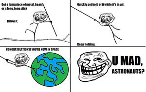 Troll Physics : Get to space by SharkhboySalvatore