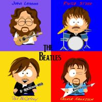 The Beatles - SP Studio by SphereDeLumiere