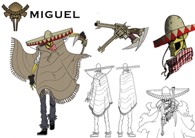 AATR2 Miguel Reference Sheet by Zaifon