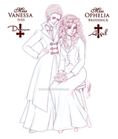 Penny Dreadful - Angel and Demon LA by RedPassion