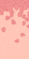 Glitter Rose - Custom Box Background by RorrieGoesRawr
