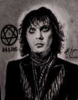 Ville Valo 1 by AlperSngn