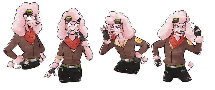 Cassidy Expressions by Beezii11