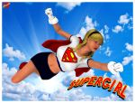 Supergirl EA by ImfamousE