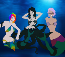 Request - Mermaids by Navel-HMO