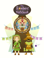WANT TO JOIN A MAJORA'S MASK ZINE PROJECT? by Lubrian