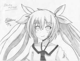 Kotori ! (Scanned Version) by verluxez