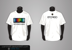 Android User Tees 2 by carnine9