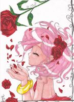 Beautiful Roses by mino-the-cat