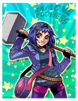 SP - RAMONA FLOWERS by DreamworldStudio