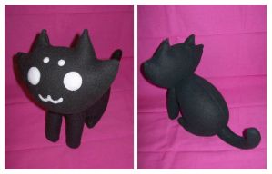 Homestuck: Vodka Mutini (Mutie) plush by Emmalyn