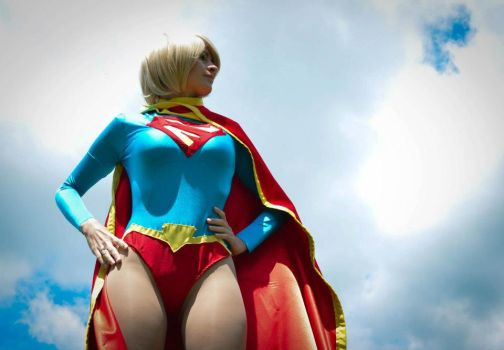 Supergirl 2 by BrittanyRo5e
