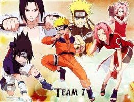 Team seven wallpaper by Ishily