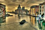 Venice, Italy Boats by pureoptic