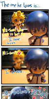 Nendo-The One He Loves is... by sabi-cookie-lover