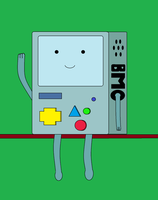 BMO (Beemo) by MahBoi-DINNER