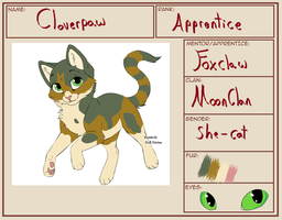Cloverpaw by TheSoulKeeperz