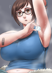 Overwatch - Mei by Exaxuxer