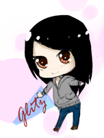Quick Chibi request by FakingMe