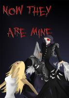 Now They Are Mine *none Lined* by NonsenseGhost