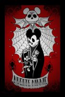 .:Muerte Minnie:. by Milo-Wildcat
