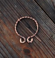 Copper Penanular by DreamingDragonDesign