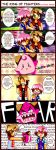 The King of Fighters by Flarie-hanami