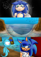 Random Sonic Comic: Happy 2011 by Shirokaze2012