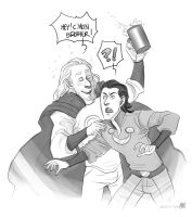THOR - C'mon Bro by the-evil-legacy
