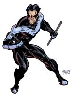 Nightwing2 by ScottCohn