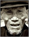A Face In China by kimjew