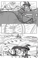 Clementine Hetherington and the Ironwood Race pg 8 by Douglasbot