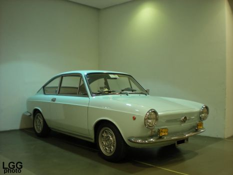 Fiat 850 Coupe '68 by franco-roccia