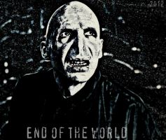 End of the world ~ by Lord Voldermort by JupiterVixen