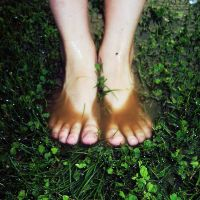 Mud Sandals by AcceptedOutcast