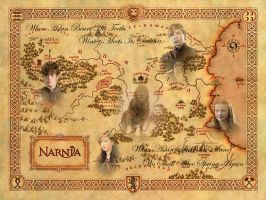 Narnia Wallpaper Words by bratyprincess198