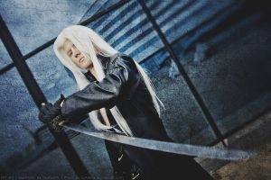 FF:AC - Sephiroth is possession by cxalena