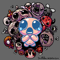 Binding of Isaac by DavidValdez