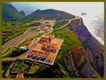 Hang Glider's View of Cabo da Roca, Portugal by Tigles1Artistry