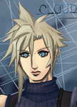 Cloud Strife by UnlimitedShadeWorks