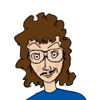 Classic Weird Al by CaptainStonebelly