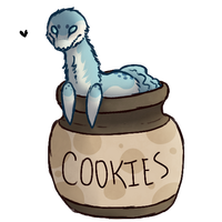 Jimmy Likes Cookies by TheseWeirdFishes