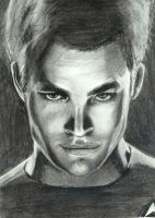 Captain Kirk by lcollins17