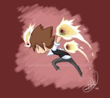Young Vongola the 10th by Lanmana
