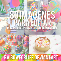 Pack de fotos para editar.- by raibowforlife