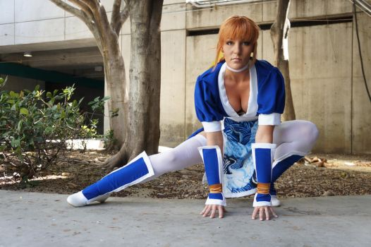 Kasumi Anime Expo 2012 by Blondie1419