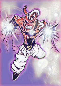 Majin Buu Super charged! by 95flipp