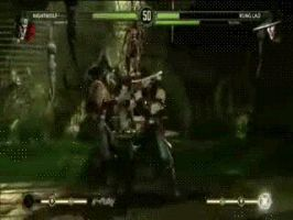 MK9 - Kung Lao's X-Ray Move by shadow-rider2